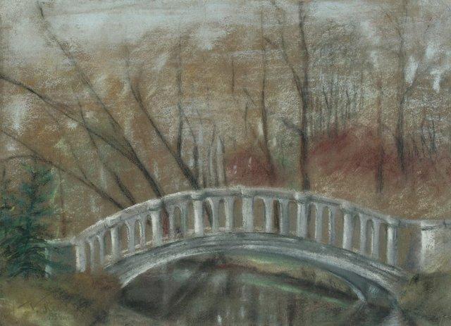 Veronika Šleivytė. Romantiškas tiltelis
