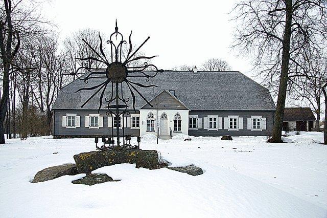 Paberžė. 1863 – 1864 m. sukilimo muziejus.