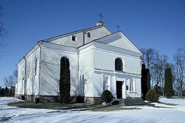 Skapiškis. Šv. Hiacinto bažnyčia.