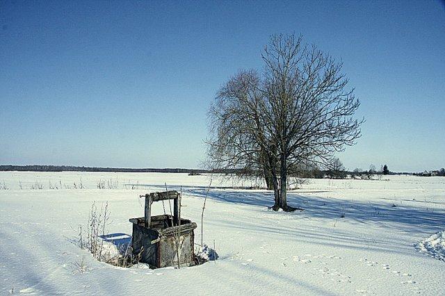 Narbutų kaimas. Už pagalbą sukilėliams visi iki vieno šio kaimo gyventojai buvo ištremti į Sibirą.