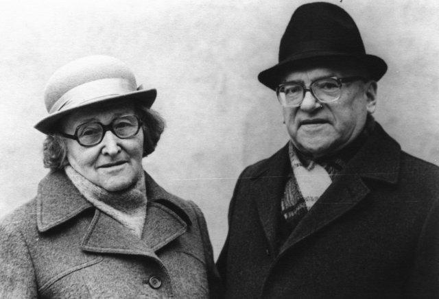 Pranė ir Bronius Dunduliai