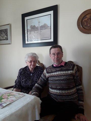 Aldona Stulginskaitė-Juozevičienė (g. 1921 m.), vienturtė Aleksandro ir Onos Stulginskių duktė. 1944 m., Kaune įgijusi medicinos studijų baigimo dplomą, pasitraukė į Vakarus. Iš pradžių pateko į Augsburgo DP stovyklą. Dabar gyvena Čikagoje. Ten 2018