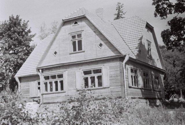 Mažylių namas Šileikiškių kaime.