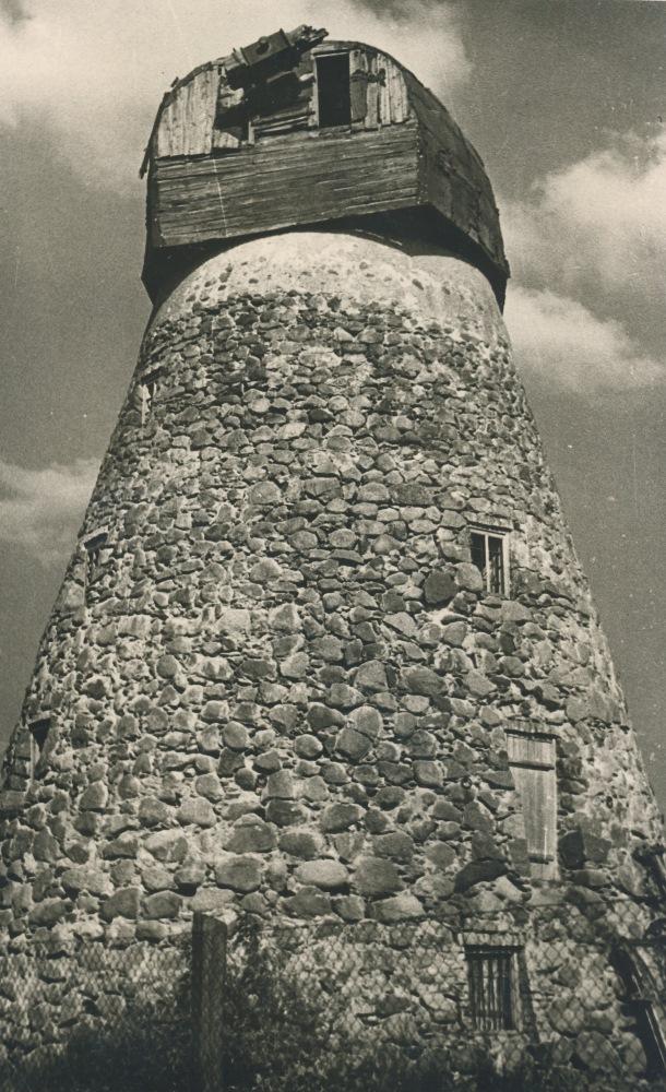 Vanago vėjo malūnas. Apie XX a. 6-7 deš. KEM 17218