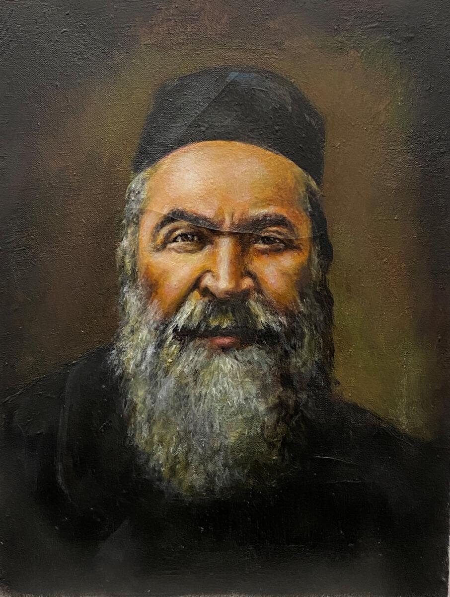 Utenos rabinas Jakubas Bleimanas.