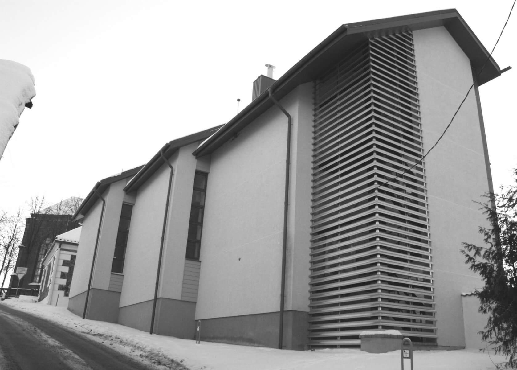 Kupiškio etnografijos muziejus po renovacijos. 2012 m.