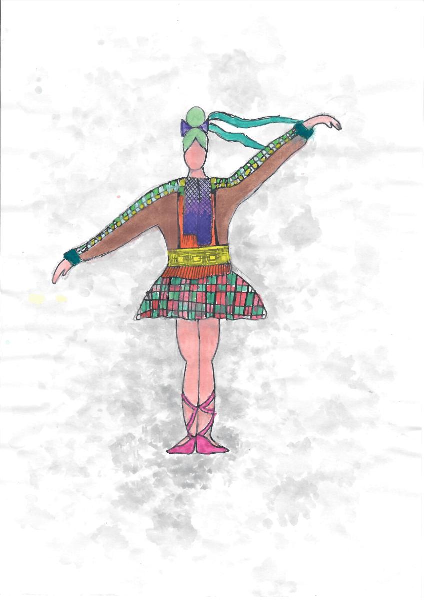 Mantė Simonavičiūtė. 12 m. Patogus baletas. Biržų Vlado Jakubėno muzikos mokykla. (Mok. Jurgita-Narvidaitė-Varžinskienė)