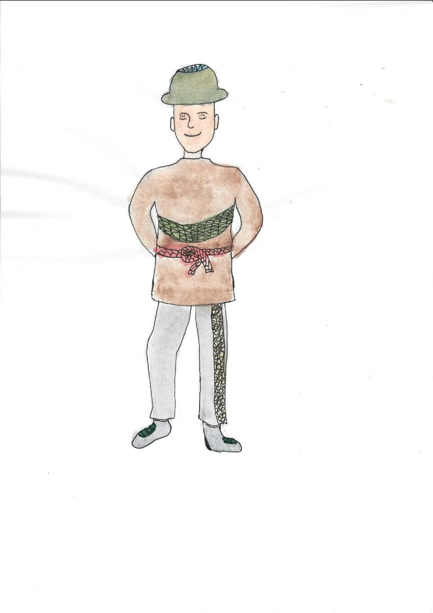 Martynas Balčiūnas. 14 m. Paprastas kostiumas. Biržų Vlado Jakubėno muzikos mokykla. (Mok. Jurgita Narvidaitė-Varžinskienė)